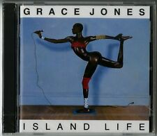GRACE JONES : CD - ISLAND LIFE - NEU