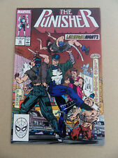 Punisher   (vol 2)  20 . Marvel 1989 . VF - minus