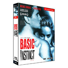 Basic Instinct - HD REMASTERING / DTS 5.1 (1992) DVD - Paul Verhoeven (*NEW)