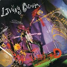 DISCO 45 Giri  Living Colour - Love Rears Its Ugly Head