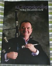 RS MacDonald - The Collection for HIGHLAND BAGPIPE MUSIC BOOK PIPES TRAD FOLK