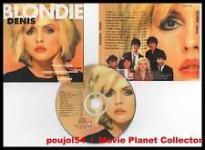 """BLONDIE """"Denis"""" (CD) 14 Titres 1996"""