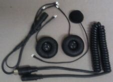 HARLEY DAVIDSON FULL FACE HELMET INTERCOM HEADSET