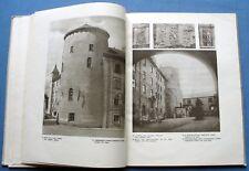 1956 Architectural monuments of Riga Latvia Rare Russian Vintage Book Photoalbum