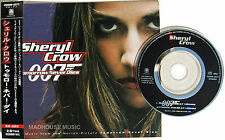 "SHERYL CROW CD Tomorrow Never Dies JAPANESE 3"" James Bond Theme MINT / UNPLAYED"