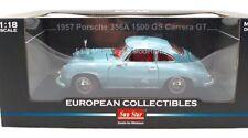 Sunstar 1/18 Porsche 356a 1500 GS - Carrera GT 1329