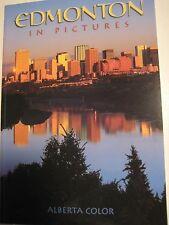 Original Vintage EDMONTON Alberta Canada in Pictures 80 pgs