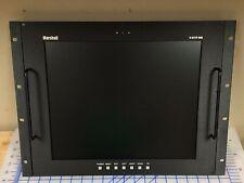 "Marshall Electronics V-R171P-HDA  17"" LCD Monitor Rack Mount Panel w/HDA Input.."