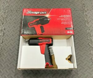 🌟 SNAP ON TOOLS 3/8 INCH IMPACT GUN WRENCH BODY ONLY MICROLITHIUM