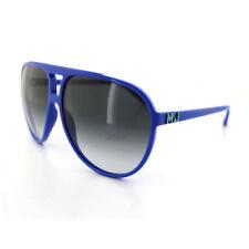 Lunettes de soleil aviateur bleus pour femme 100% UV
