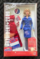 Vintage Barbie For President White House Doll (2000)