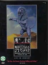 The Rolling Stones-Bridges Of Babylon Tour Music DVD