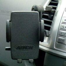 Supports de GPS noirs pour téléphone mobile et PDA BlackBerry