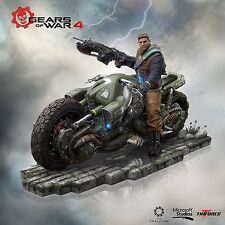 Gears of War 4 Collector's Edition Ultimate Outsider Statue Fenix on Cog bike