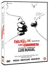 Ensayo De Un Crimen - Luis Buñuel, Ernesto Alonso, Miroslava, 1955 / NEW