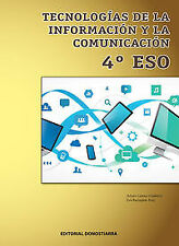 (16).TECNOLOGIA 4ºESO INFORMACION Y COMUNICACION. ENVÍO URGENTE (ESPAÑA)