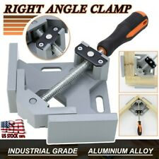 New Listing90 Degree Right Angle Corner Clamp Frame Vise Welding Holder Woodworking Tool