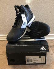 Adidas Mens Size 5 D Rose 773 III Black White Basketball Training Shoes