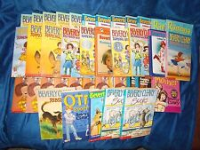 BIG LOT of 38 Books Ramona Father Mother World Brave The Pest by Beverly Cleary