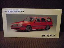 VOLVO 850R Estate red AUTOART 79507 1/18 NEW