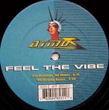 "2 Fabiola - Feel The Vibe (12"") Vinyl Schallplatte 135770"