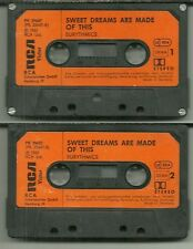K7 AUDIO - EURYTHMICS : SWEET DREAMS ARE MADE OF THIS / ONLY TAPE NO BOX