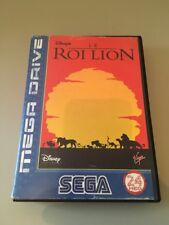 Le Roi Lion Megadrive