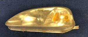 99-00 Honda Civic OEM Left Headlamp Assembly (Coupe)