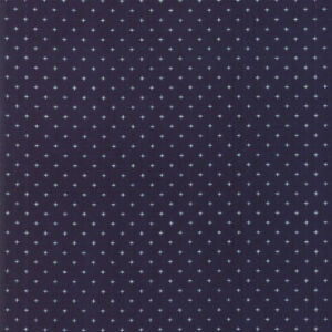 Ruby Star Society Add It Up Navy SKU RS4005 27 Blue Moda Quilt Cotton Fabric