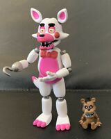 "FNAF 5"" Funko Funtime Foxy Action Figure Five Nights at Freddy's 1"" Fazbear Doll"