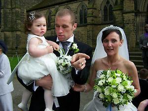 Fresh wedding flowers Brides/Maids/Buttonhole/Corsage/Top Table Arrangement