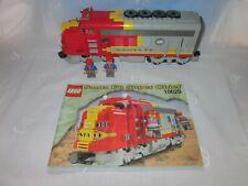 Lego Set 10020 Santa Fe Super Chief mit Motor 9V