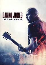 Danko Jones: Live at Wacken (Blu-ray Disc, 2016, CD/Blu-ray)