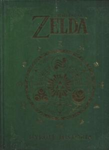 Legend of Zelda Hyrule Historia NEW Sealed OOP  Dark Horse  20% OFF