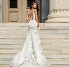 Demetrios Wedding Dress 836 Size 8