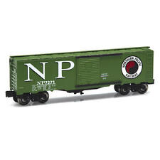 NORTHERN PACIFIC RAILROAD BOXCAR O GAUGE TRAIN LIMITED EDITION