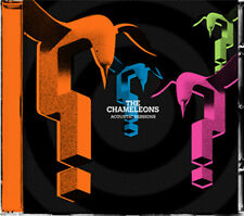 The Chameleons Acoustic Sessions (Strip / Never Ending Now) 2cd NEW