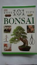 101 Bonsai Essential Tips ( Bonsai Book  72 pages )