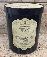 Dw Home Wicks Apothecary Essence Of Fear Candle Halloween Spiced Patchouli