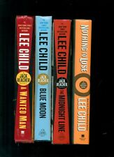 Complete Lee Child Jack Reacher 25 books Killing Floor No Middle Name Blue Moon