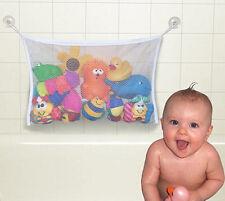 Kids Baby Bath Tub Toy Bag Hanging Organizer Storage Bag Large 45 x 35cm 1pcs