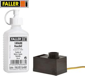 Faller 180690 Rauchgenerator Set - NEU + OVP
