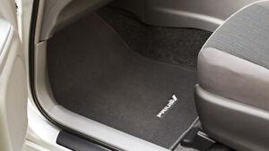 Toyota Prius V Carpet Floormats Front & Rear Grey Apr 2015 Onwards PZQ20-47071