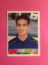 FIGURINE STICKERS WORLD CUP FRANCE 98 PANINI - Azzouzi Marocco N.61