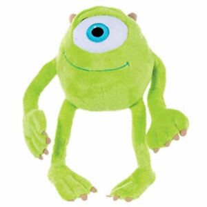 Disney Pixar Monsters Inc. 12-Inch Plush Mike Wazowski BRAND NEW