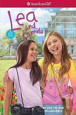 Lea and Camila American Girl Today, Girl of The Year 2016 Book Only