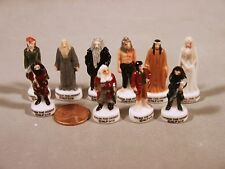 Lord of the Rings Hobbit Porcelain French Feve Figures