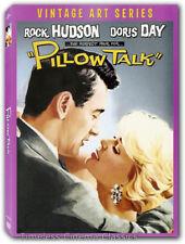Pillow Talk DVD New Doris Day Rock Hudson Vintage Art Series Slipcase Cover