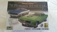 Revell Special Edition '70 Plymouth HEMI Cuda sealed NEW 1:25 scale MODEL KIT