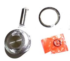 DIRT PIT BIKE 70cc PISTON KIT WITH RINGS PITSTERPRO XJR SS 70 APOLLO AGB-21